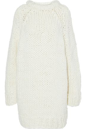 R13 Oversized chunky-knit sweater