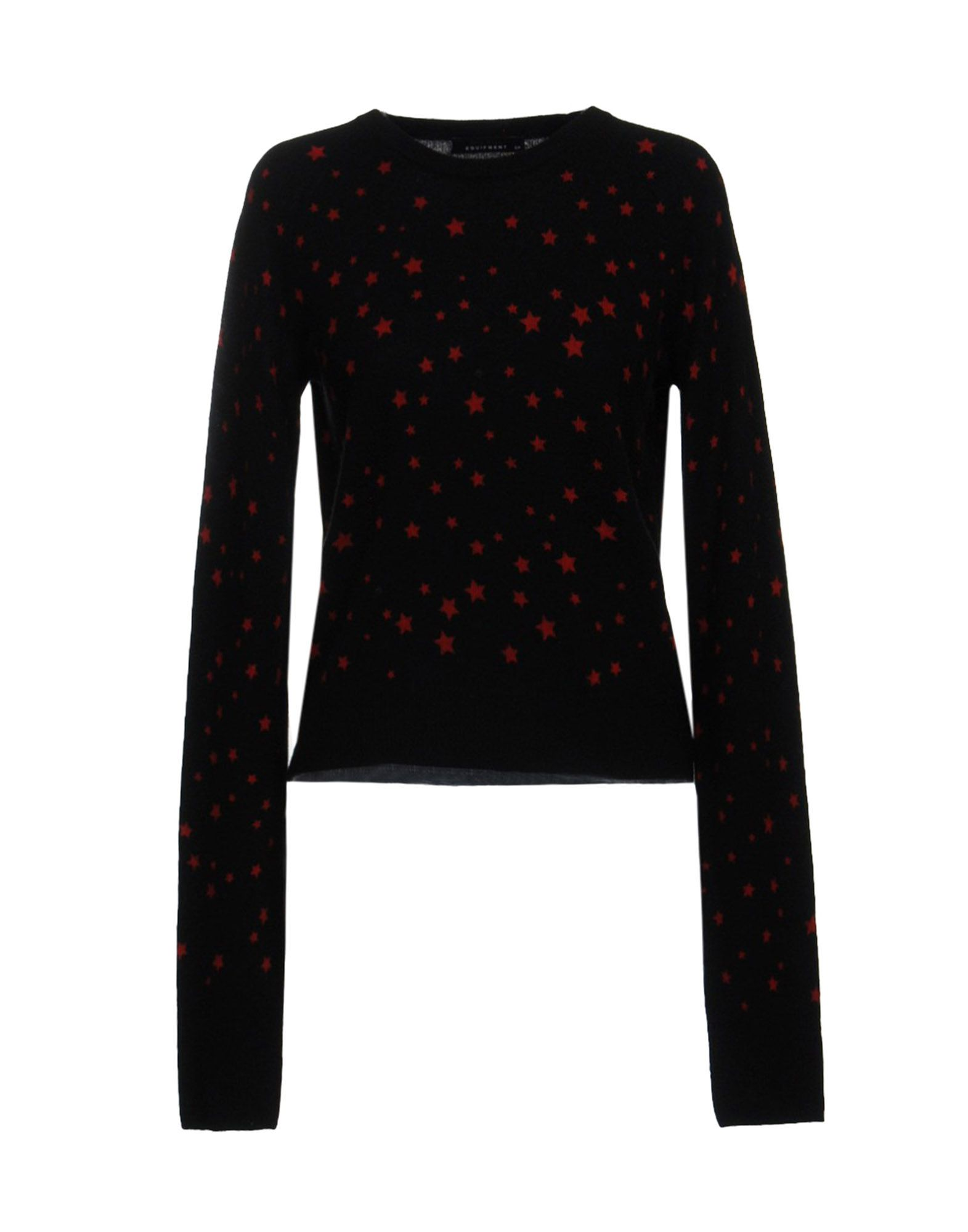 KATE MOSS EQUIPMENT Cashmere Blend in Black