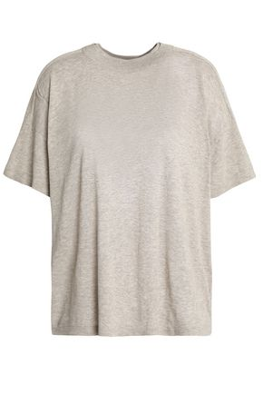 JOSEPH Knitted cotton T-shirt