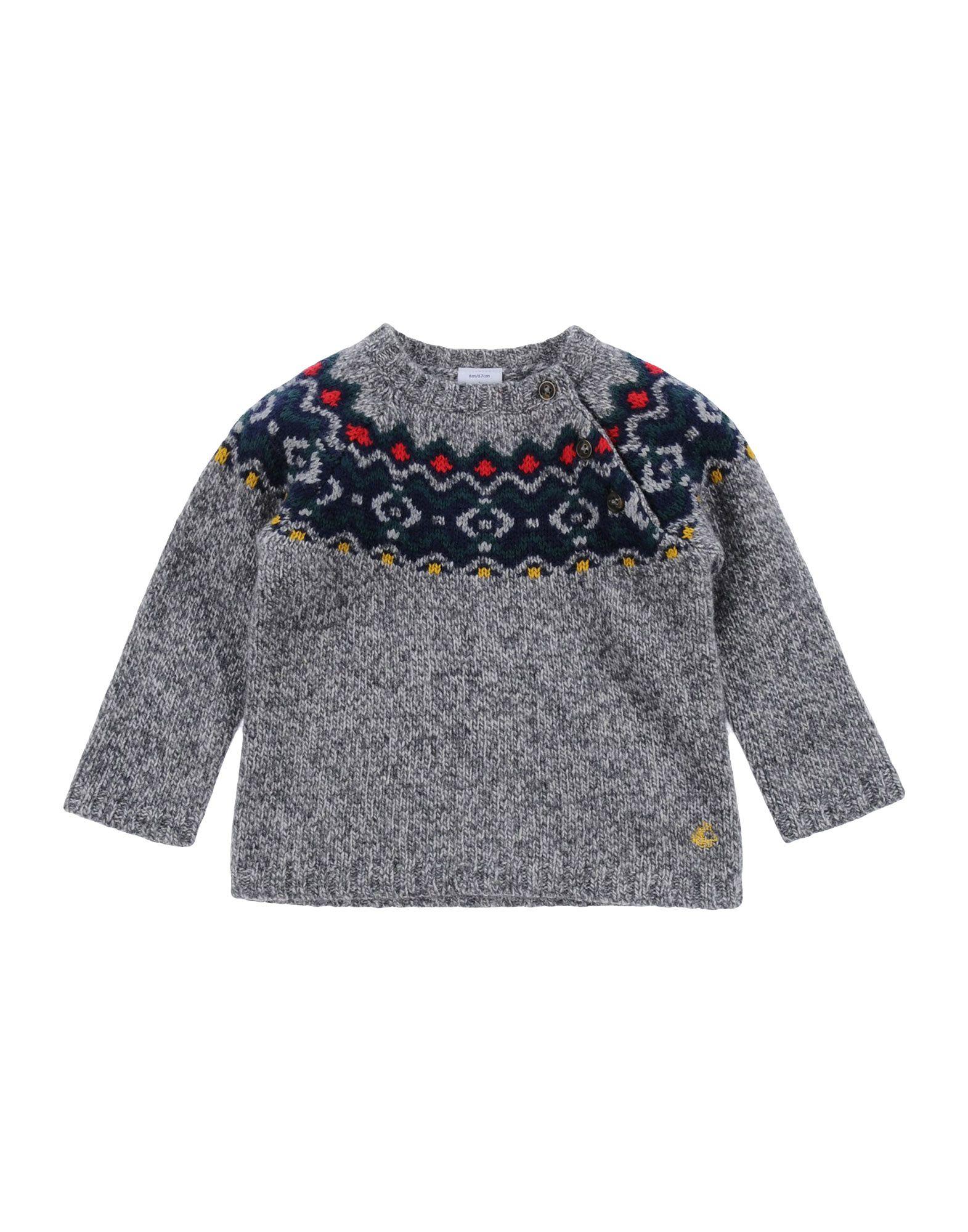 PETIT BATEAU Sweater in Grey