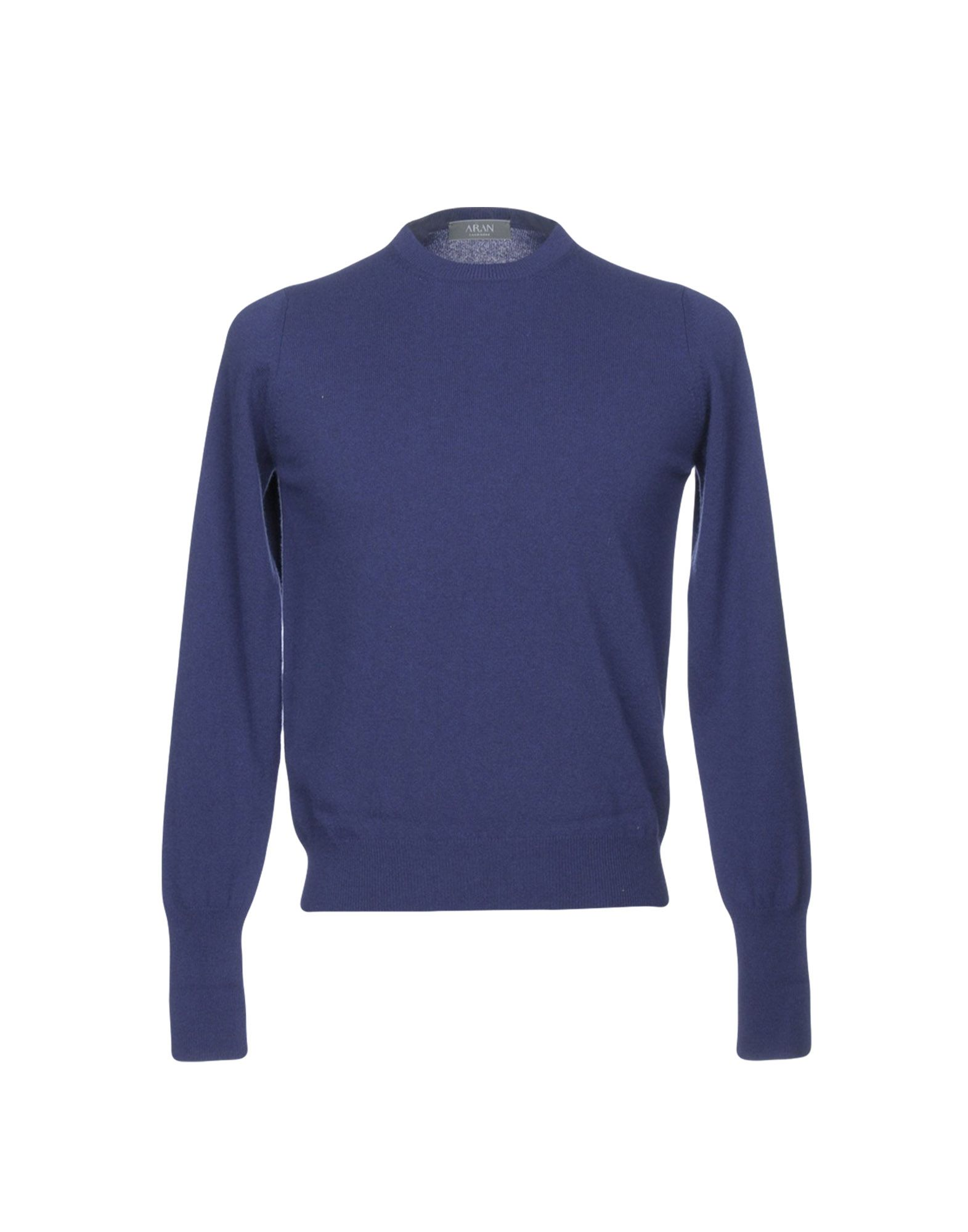 ARAN CASHMERE Sweater in Blue