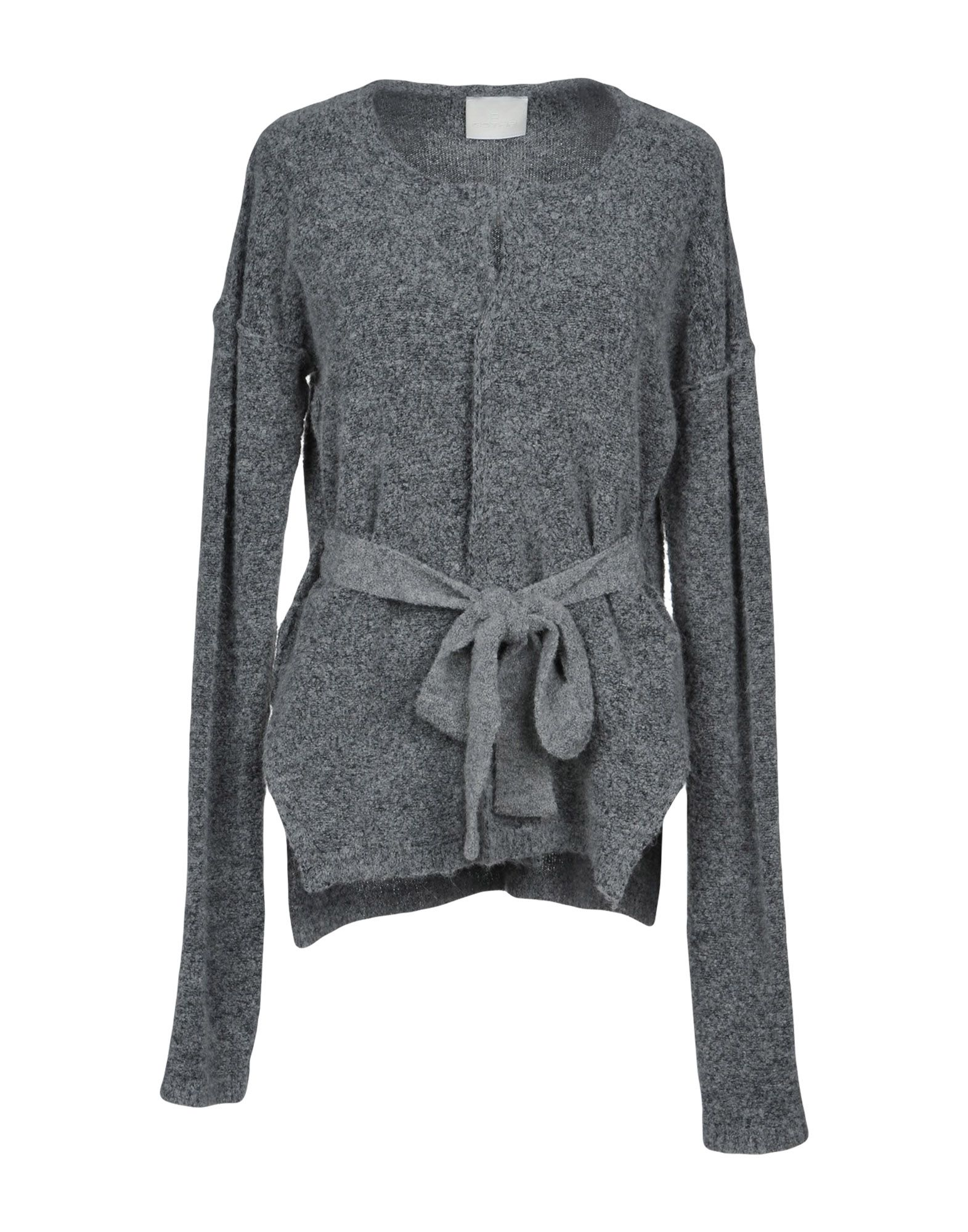 GOTHA Cardigan in Grey