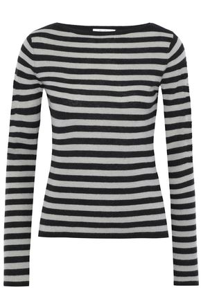 MAX MARA Savina striped cashmere sweater