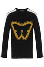 VALENTINO Ribbed intarsia wool sweater