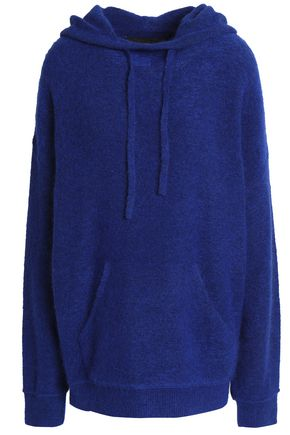 BY MALENE BIRGER Knitted hooded sweater