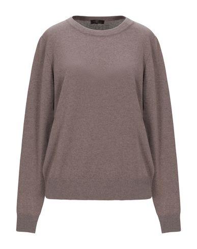 Купить Женский свитер  цвета хаки