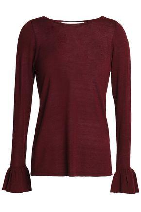 GOAT Stretch-knit top