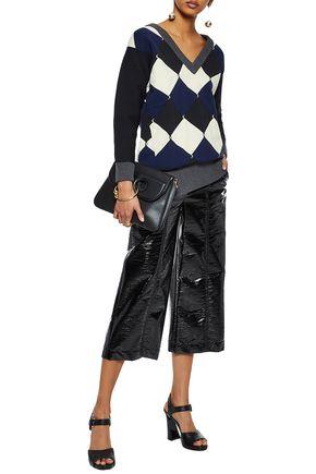 SONIA RYKIEL Jacquard-knit sweater