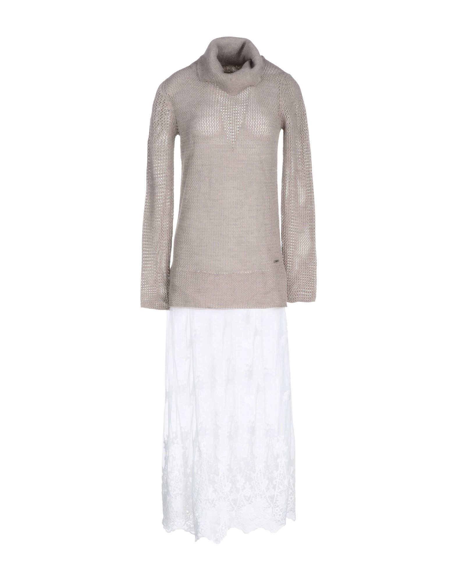 MET JEANS Длинное платье цена в Москве и Питере