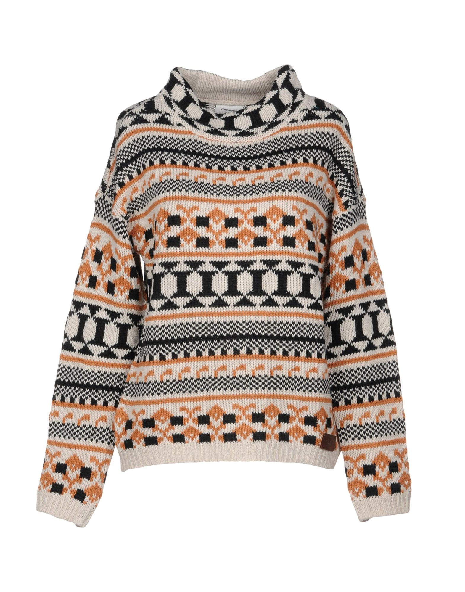 VERO MODA JEANS Свитер vero moda свитер с длинными рукавами