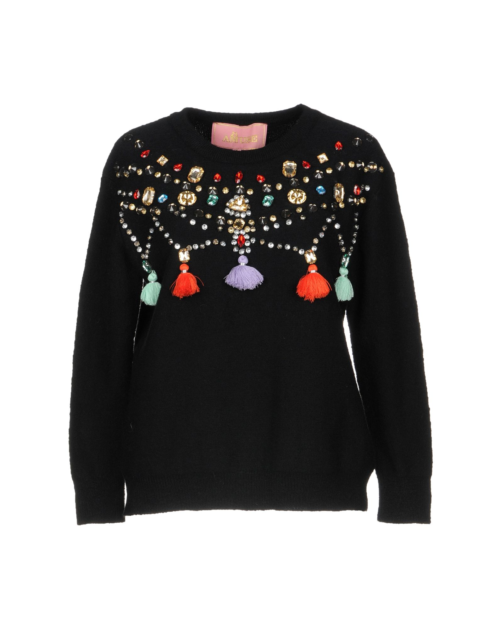 AMUSE Sweater in Black