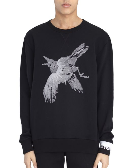 SWEAT-SHIRT BRODERIE « BIRD » - Lanvin