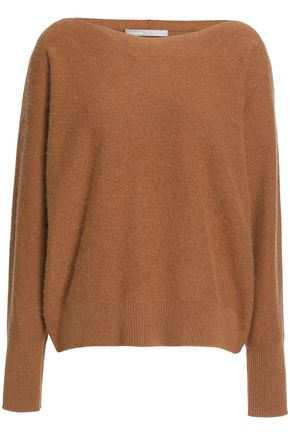 VINCE. Brushed-cashmere sweater