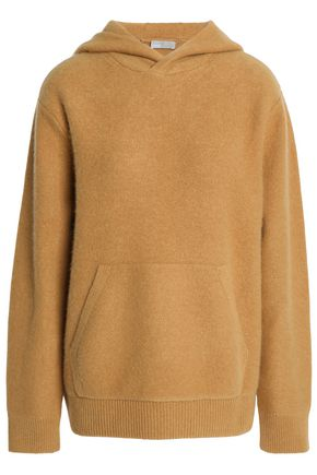 VINCE. Cashmere hooded sweatshirt