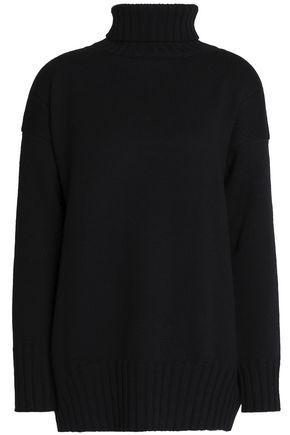 OSCAR DE LA RENTA Wool turtleneck sweater