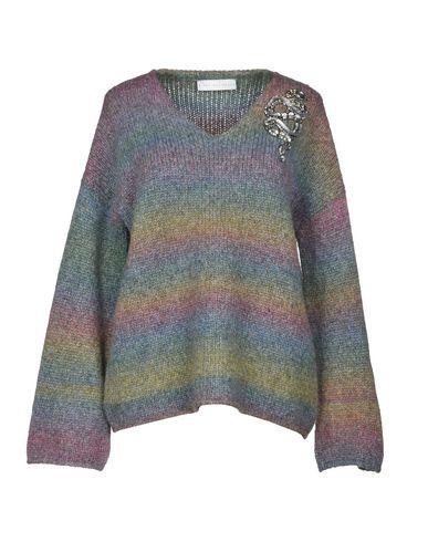 Фото - Женский свитер GIADA BENINCASA сиреневого цвета