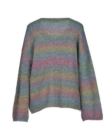 Фото 2 - Женский свитер GIADA BENINCASA сиреневого цвета
