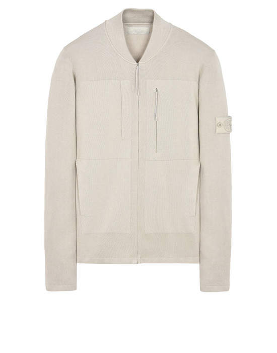 Strickjacke 573FA GHOST PIECE STONE ISLAND - 0