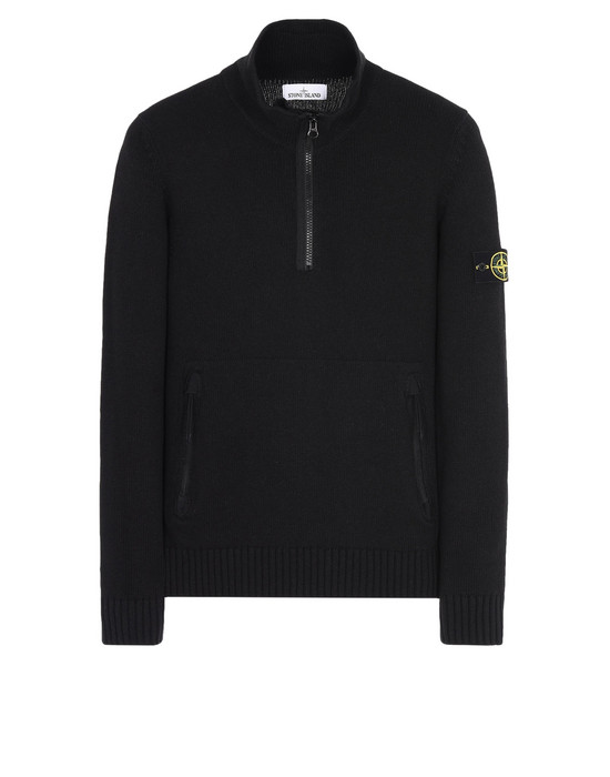 High neck sweater 579B8 STONE ISLAND - 0