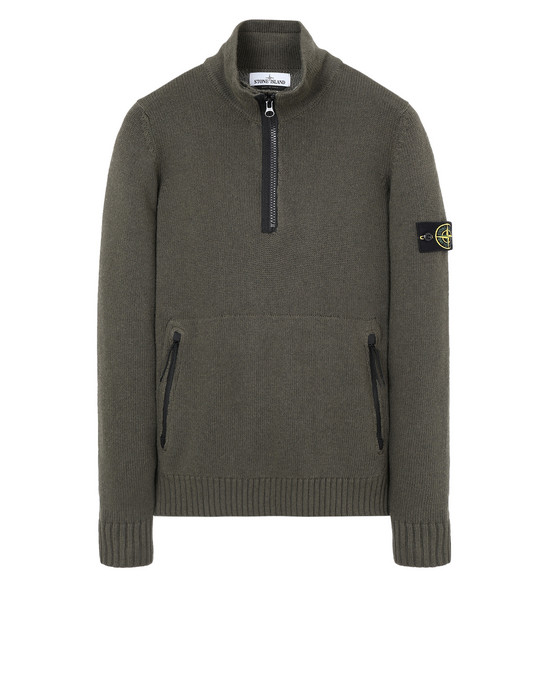 STONE ISLAND High neck sweater 579B8