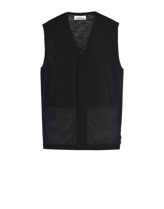 Sleeveless jumper 529D7 STONE ISLAND - 0