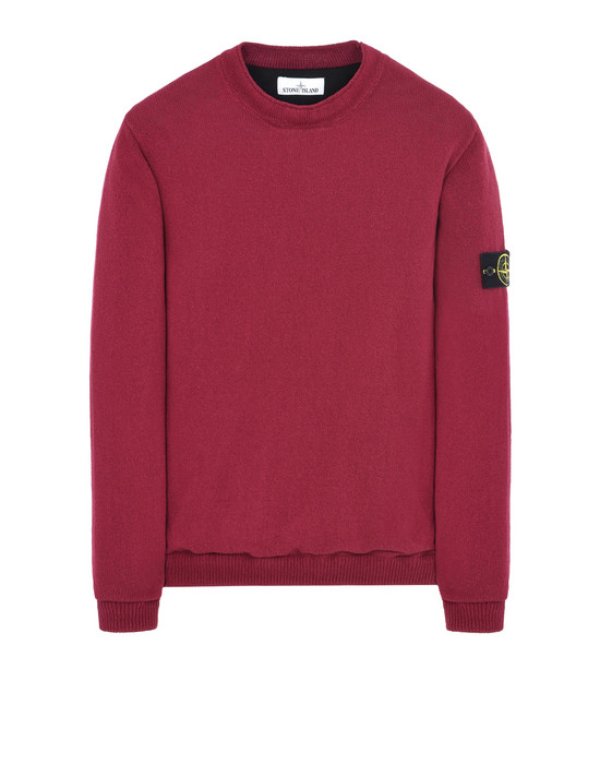 STONE ISLAND 针织衫 562D8 KNIT WITH INNER PRIMALOFT® LAYER