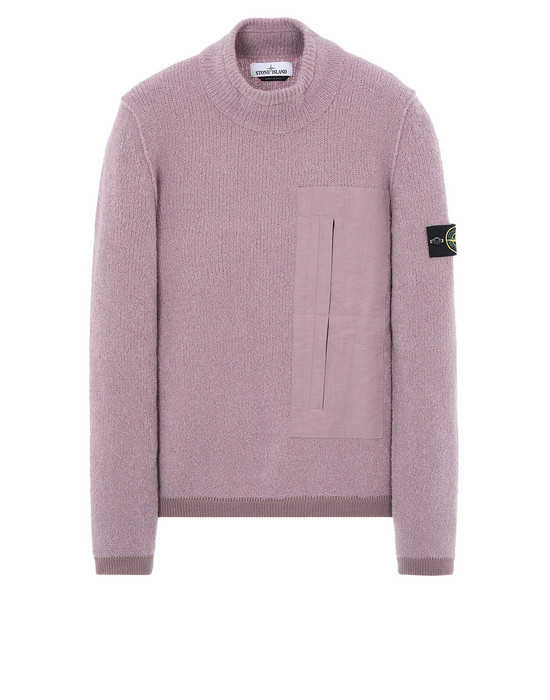 High neck sweater 546B3 STONE ISLAND - 0
