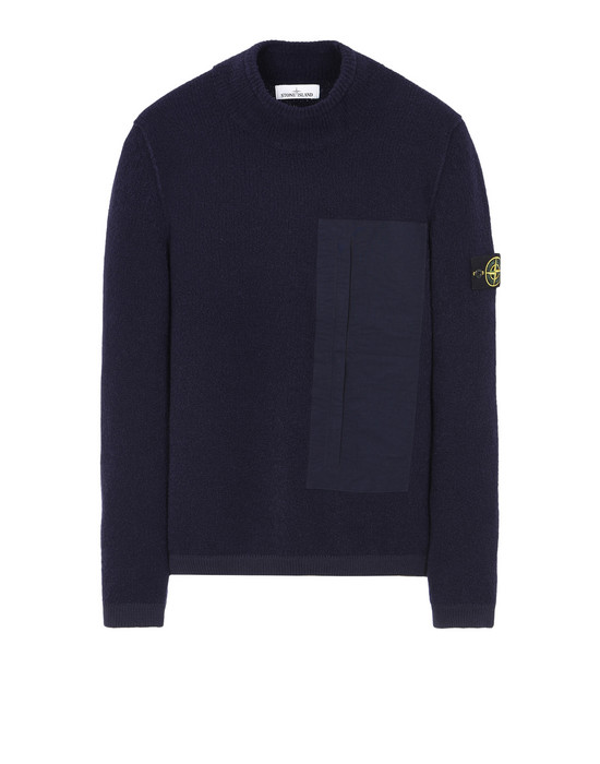 STONE ISLAND High neck sweater 546B3