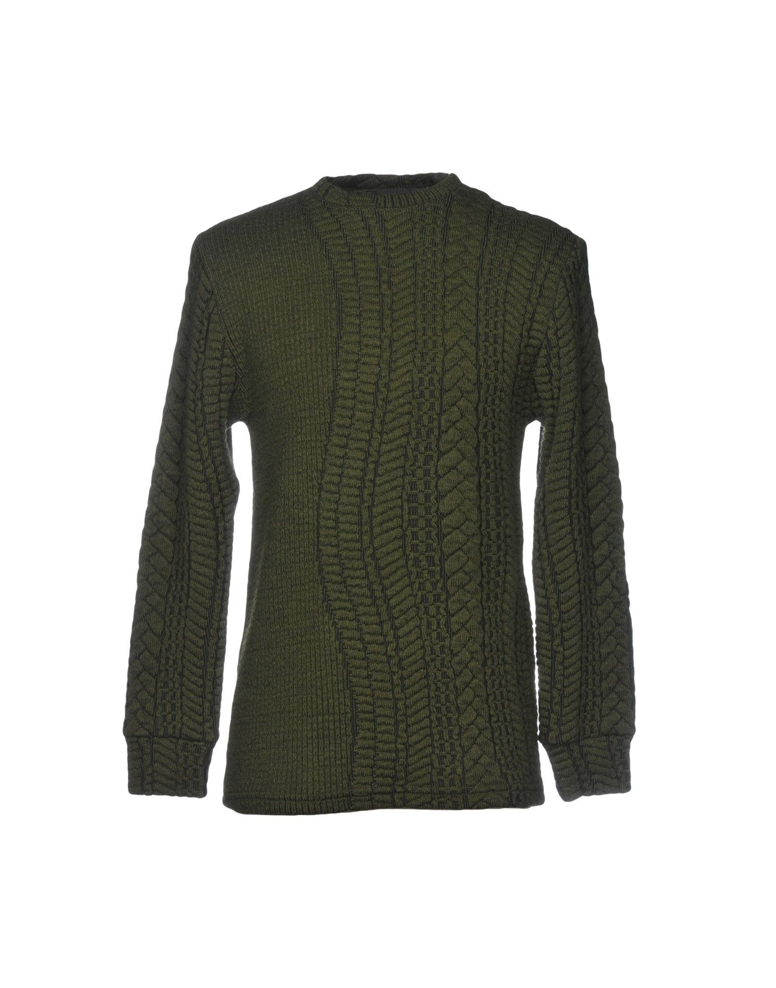 NUMERO00 Sweater in Military Green