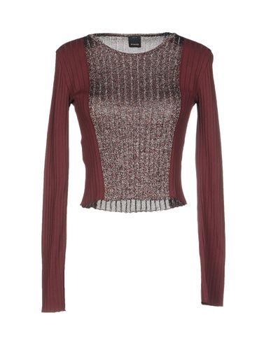 Купить Женский свитер  красно-коричневого цвета