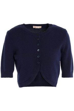 MICHAEL KORS COLLECTION Cropped cashmere cardigan