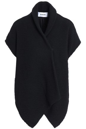 CHALAYAN Brushed wool-blend jacket