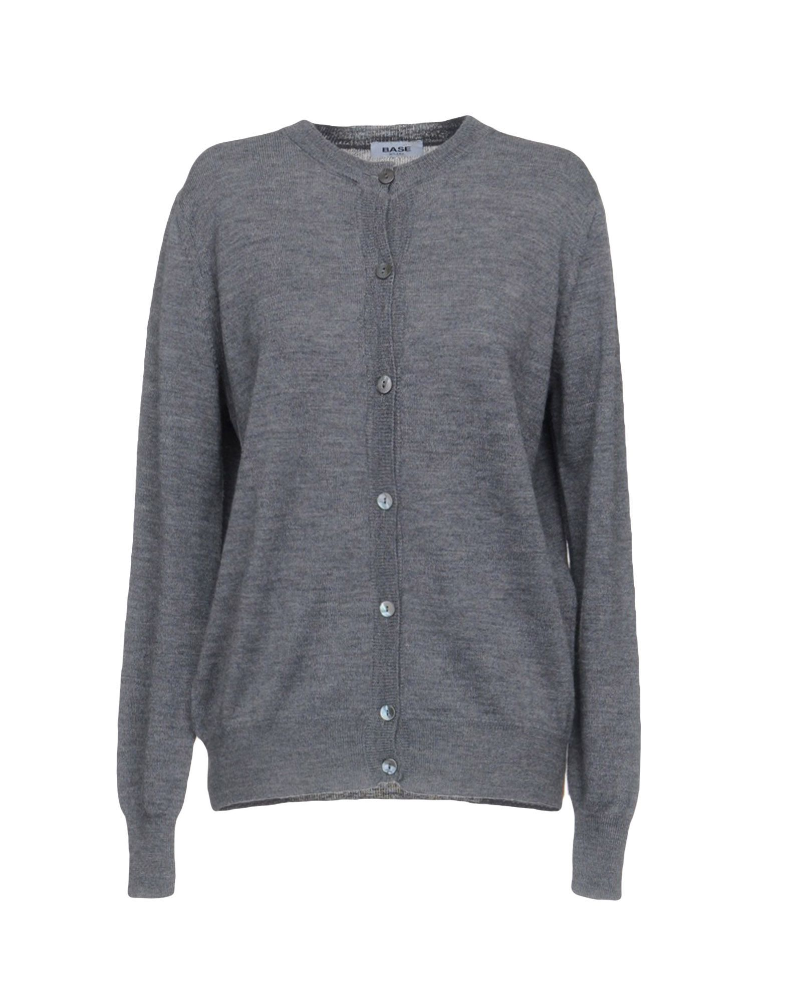 BASE Cardigan in Grey