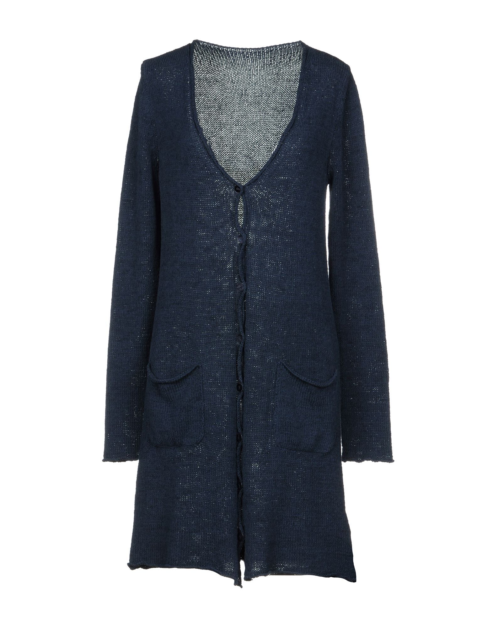 BASE Cardigan in Dark Blue