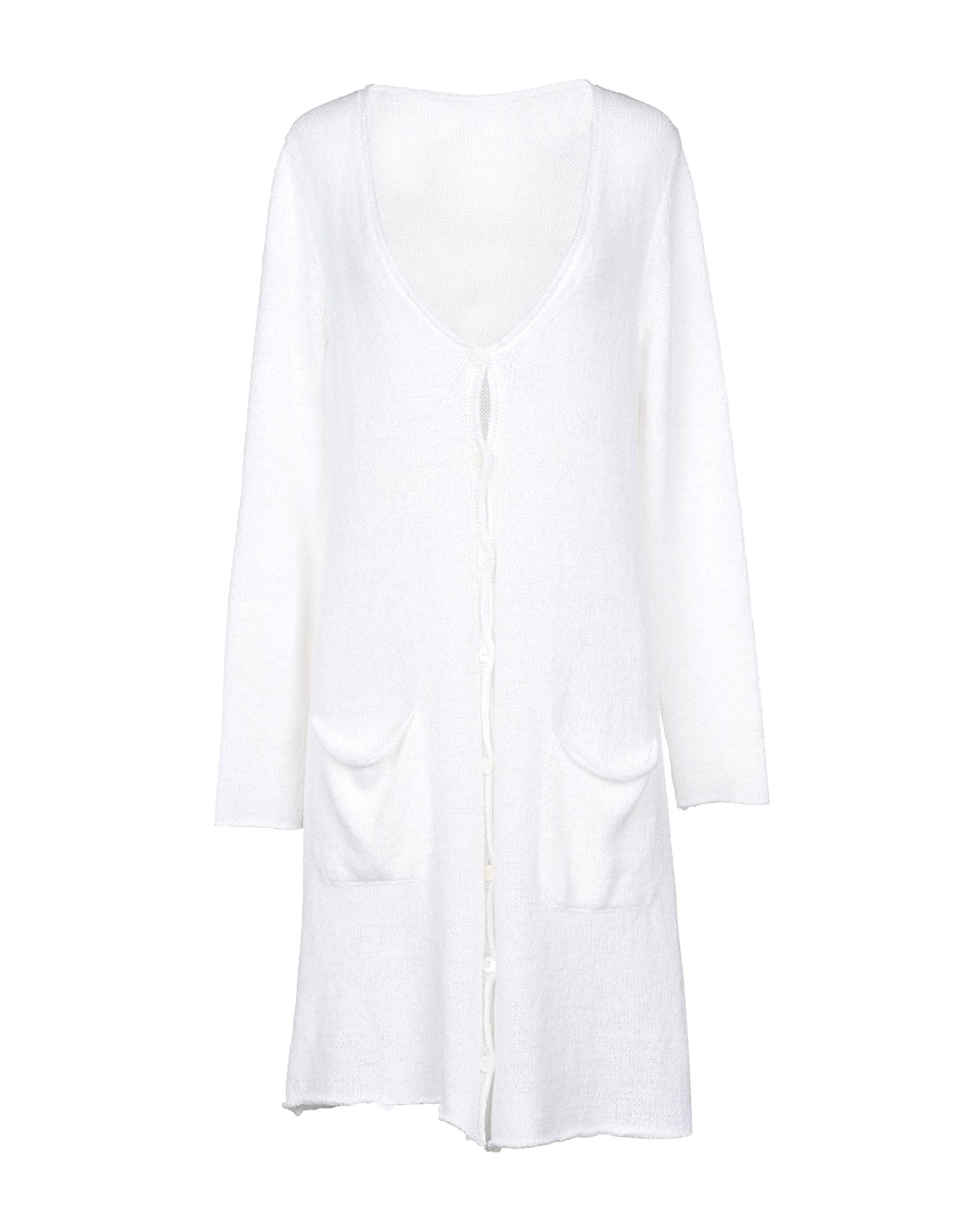 BASE Cardigan in White