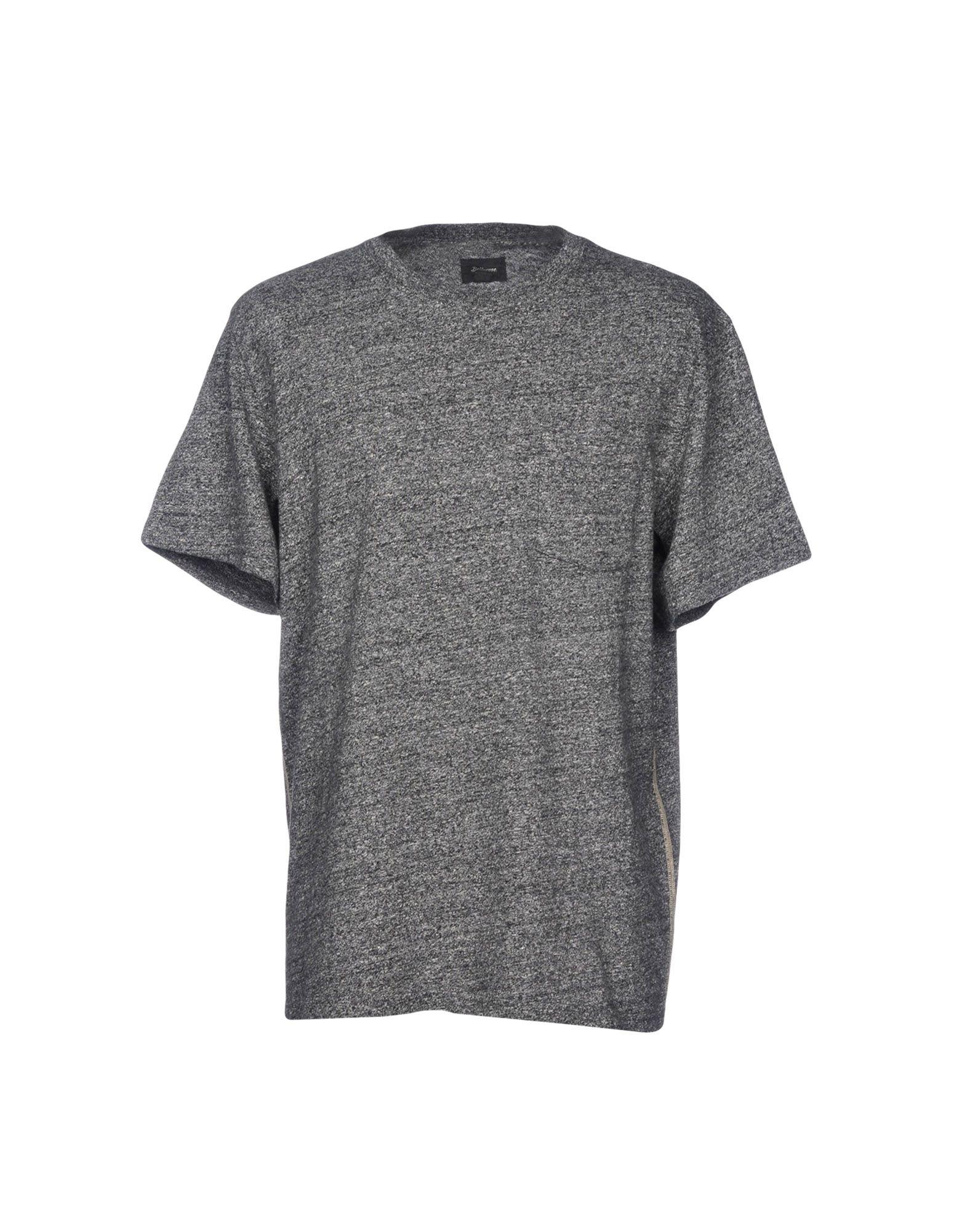 《送料無料》BELLEROSE メンズ T シャツ グレー XL コットン 100%