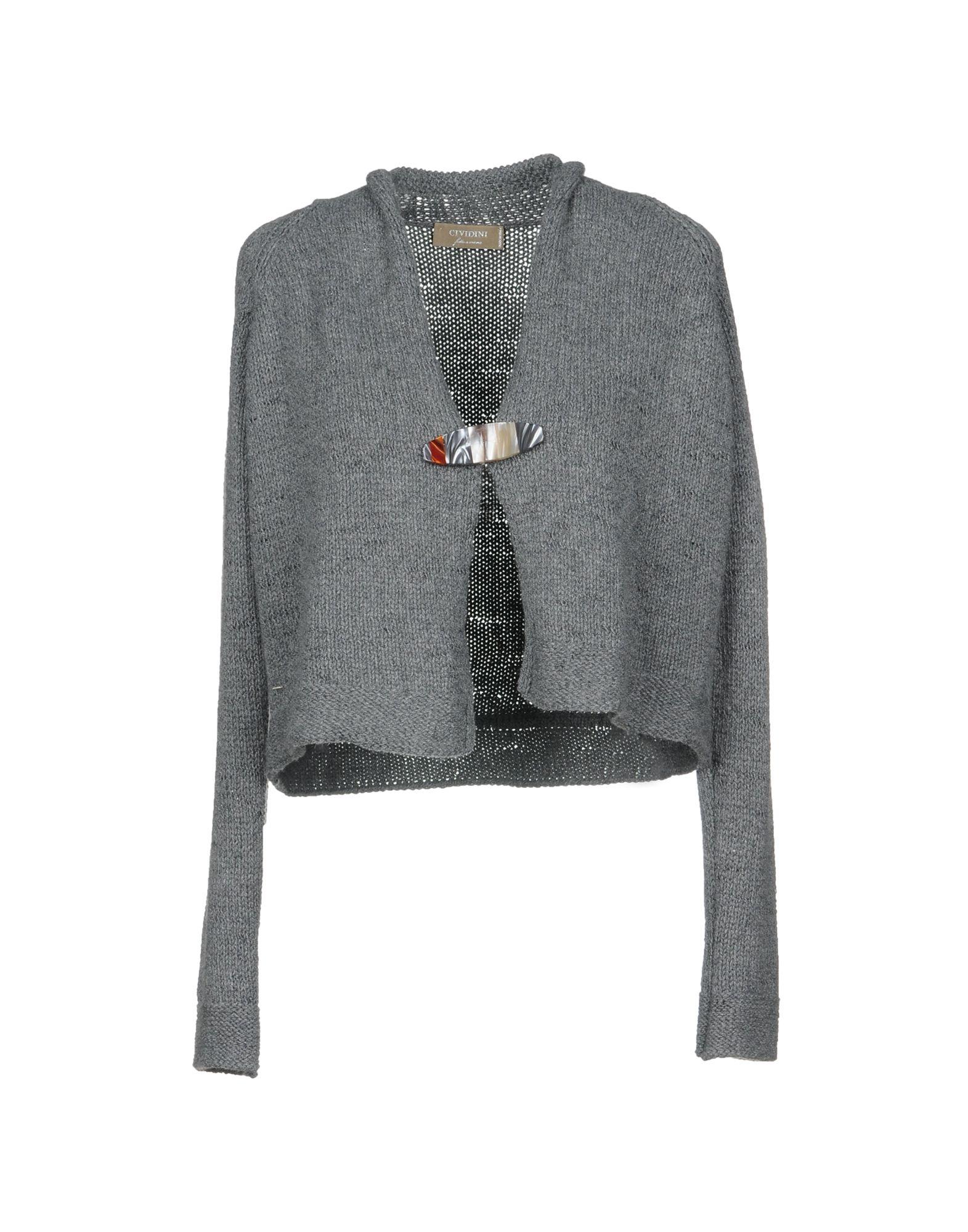 CIVIDINI Cardigan in Grey