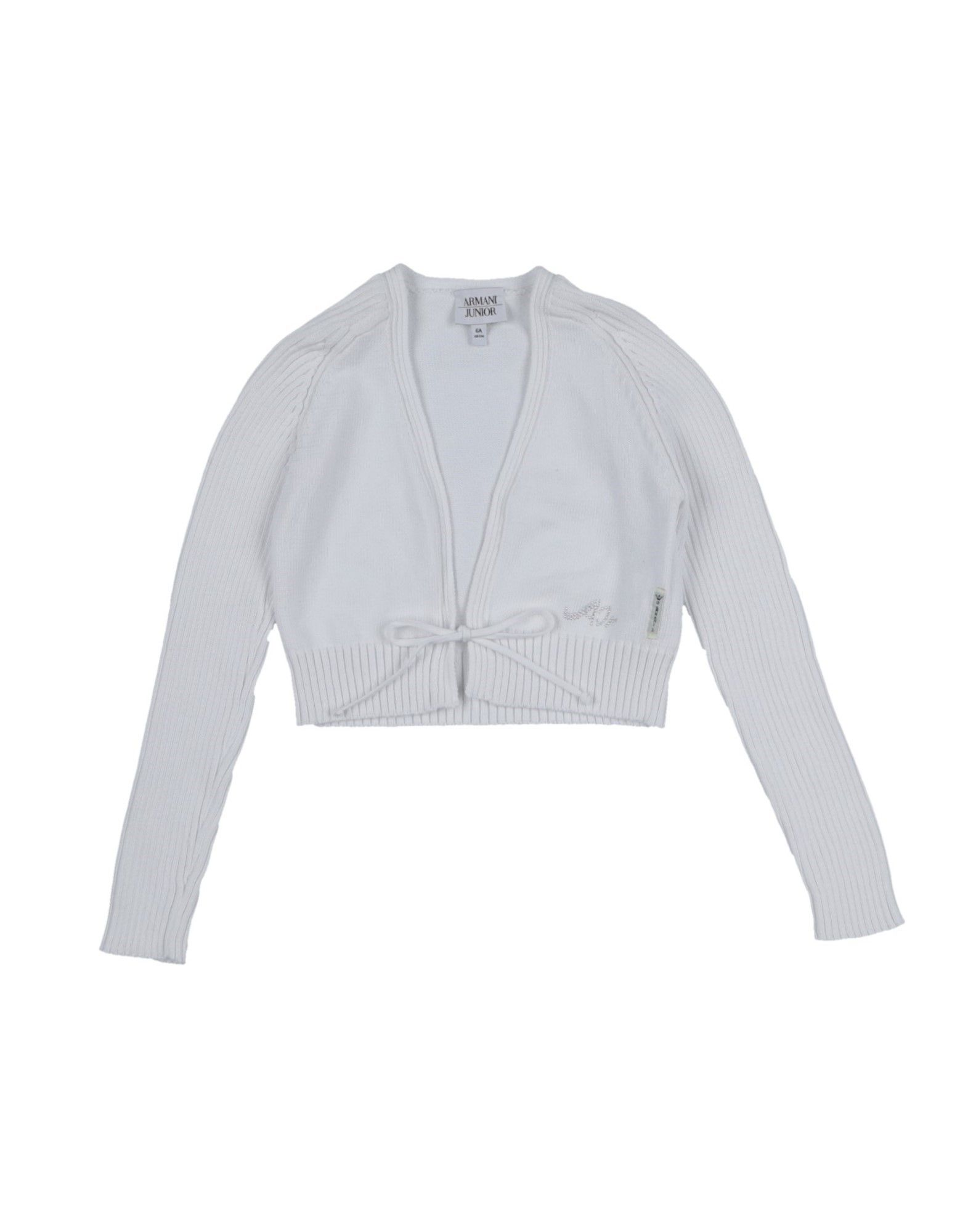 ARMANI JUNIOR Cardigan in White