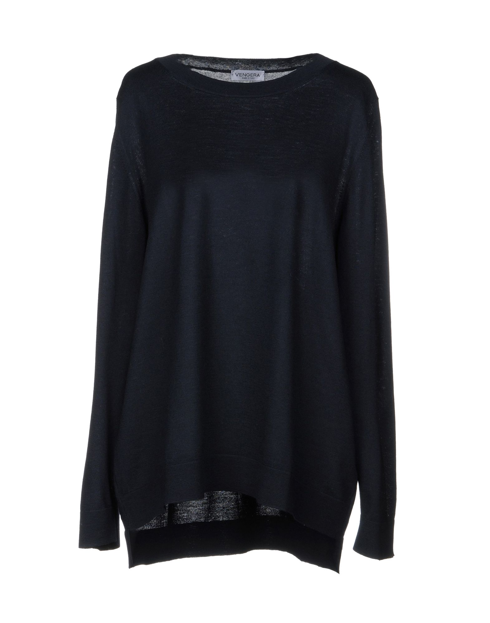 VENGERA Sweater in Dark Blue