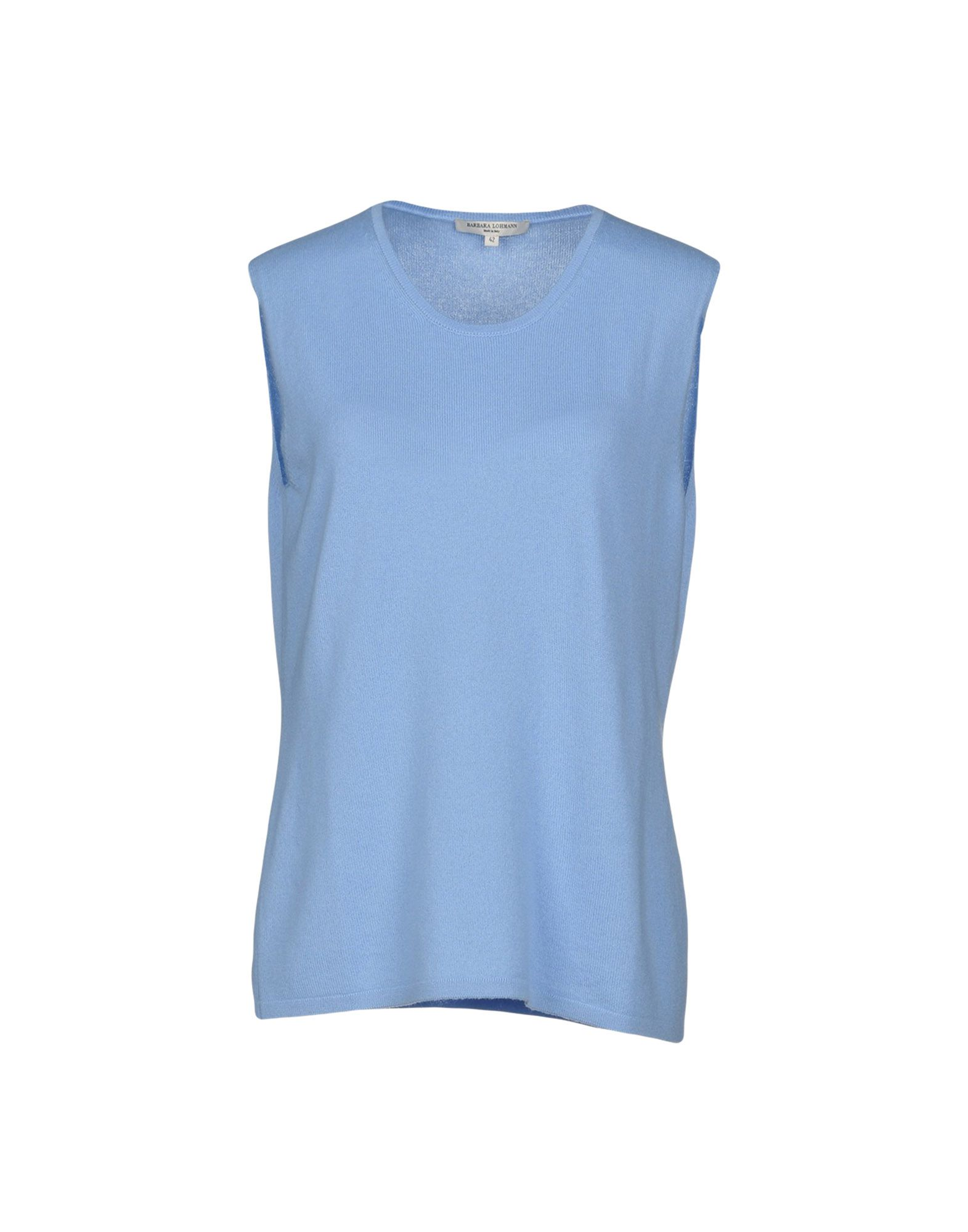 BARBARA LOHMANN Cashmere Blend in Sky Blue