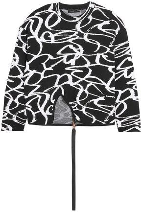 PROENZA SCHOULER Intarsia wool-blend sweater