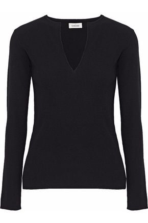 TOTÊME Stretch-wool top