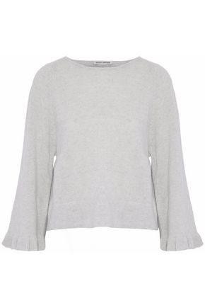 Mélange Cashmere Sweater by Cotton By Autumn Cashmere