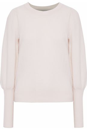JOIE Noely knitted wool and cashmere-blend sweater