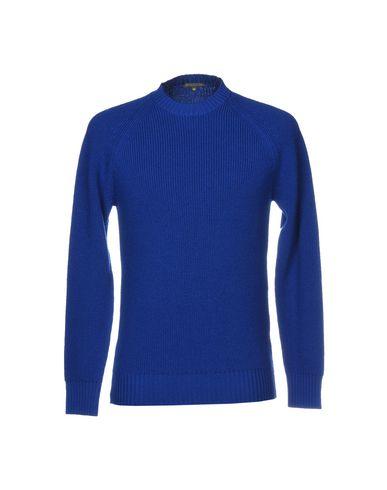 Купить Мужской свитер SCAGLIONE ярко-синего цвета