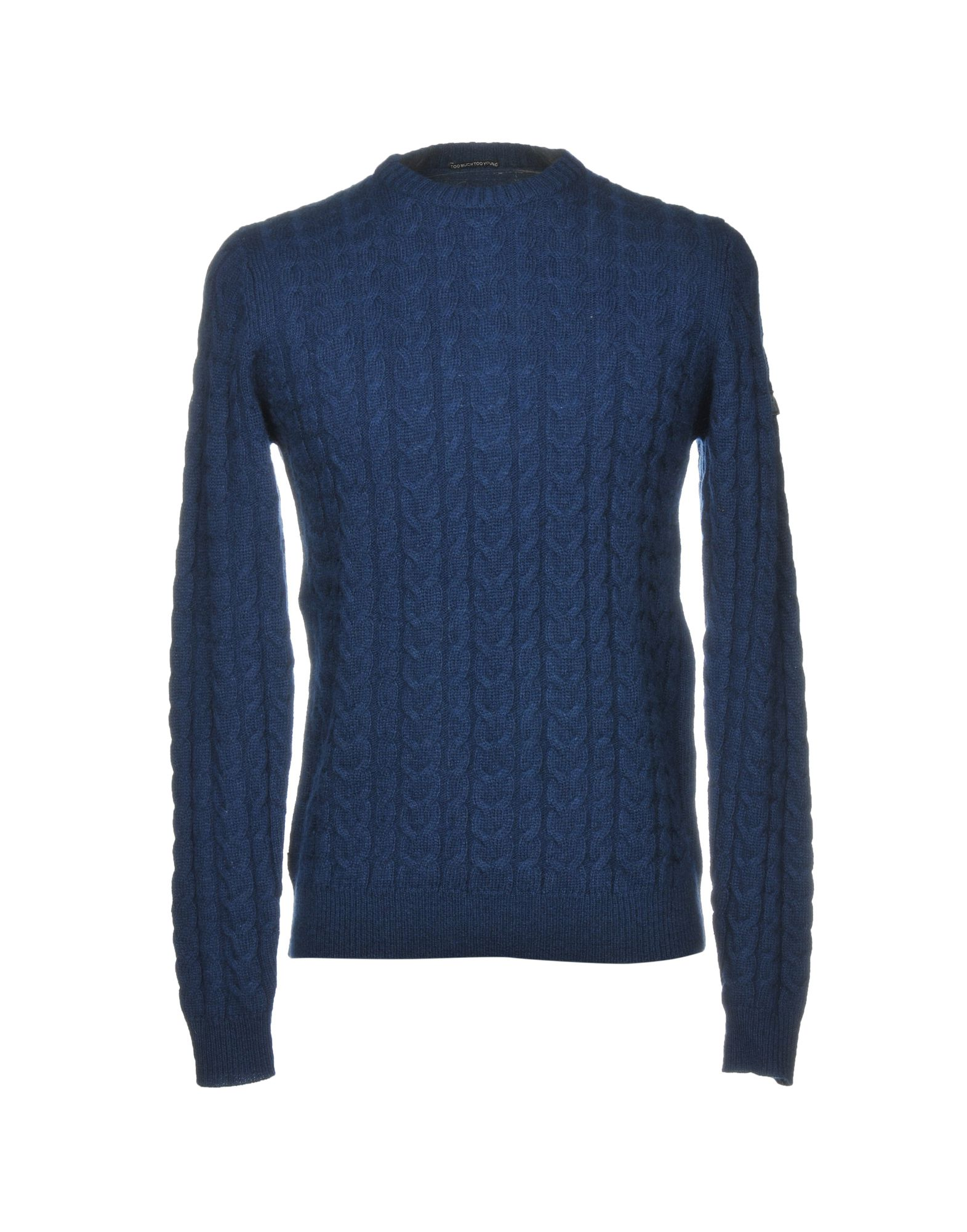 WEEKEND OFFENDER Sweater in Blue