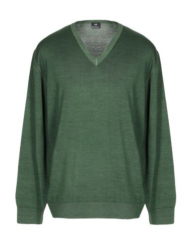 Фото - Мужской свитер  зеленого цвета