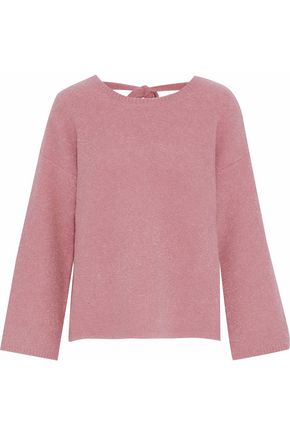 CO Cutout oversized cashmere-blend sweater