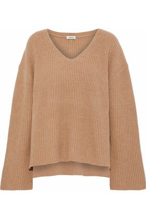 TOTÊME Ribbed wool and cashmere-blend sweater
