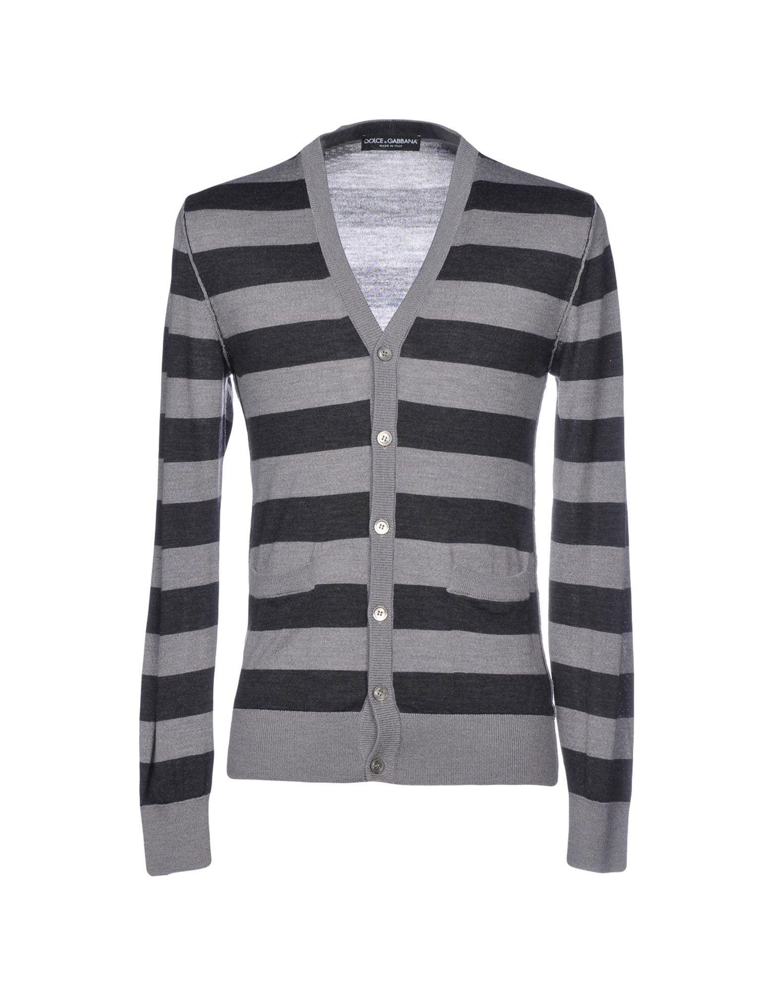7b54bd3dbd Dolce   Gabbana Cardigan In Grey